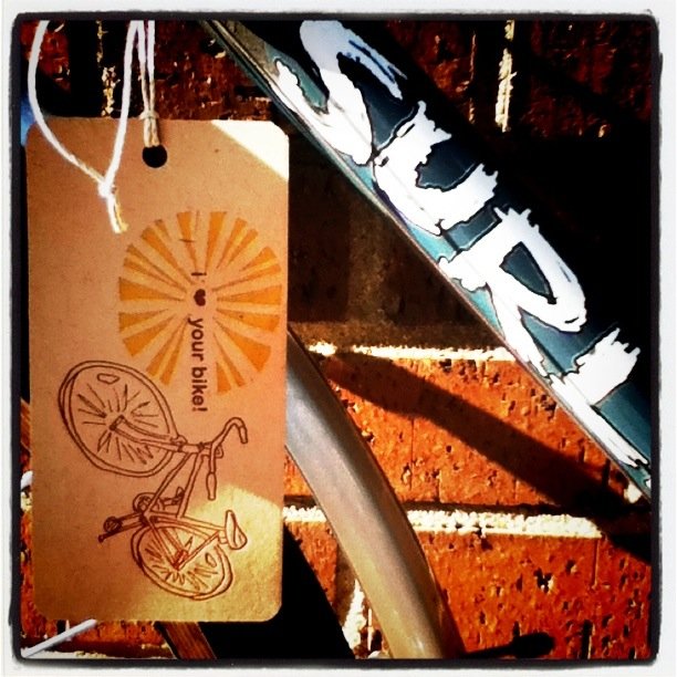 I heart your bike: Surly