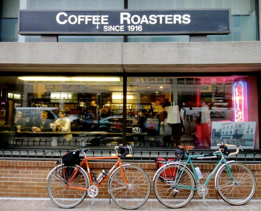 Rivendells  at Swings Coffee