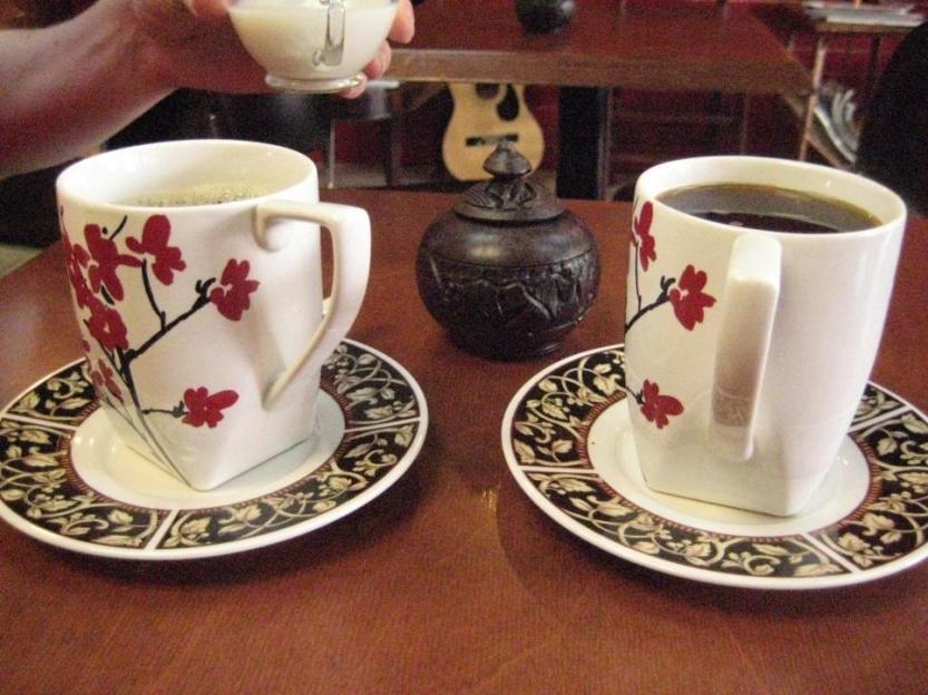 Zed's Cafe. Best coffee shop coffee mugs!