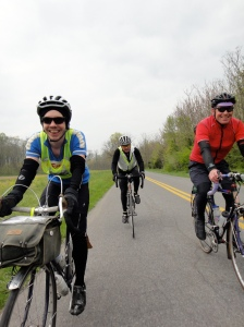 Alec, Eric, and Mike on the Urbana 200K