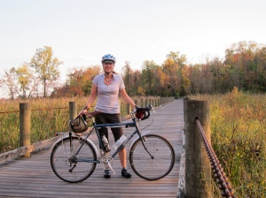 Me and the Surly on the Mt. Vernon Trail