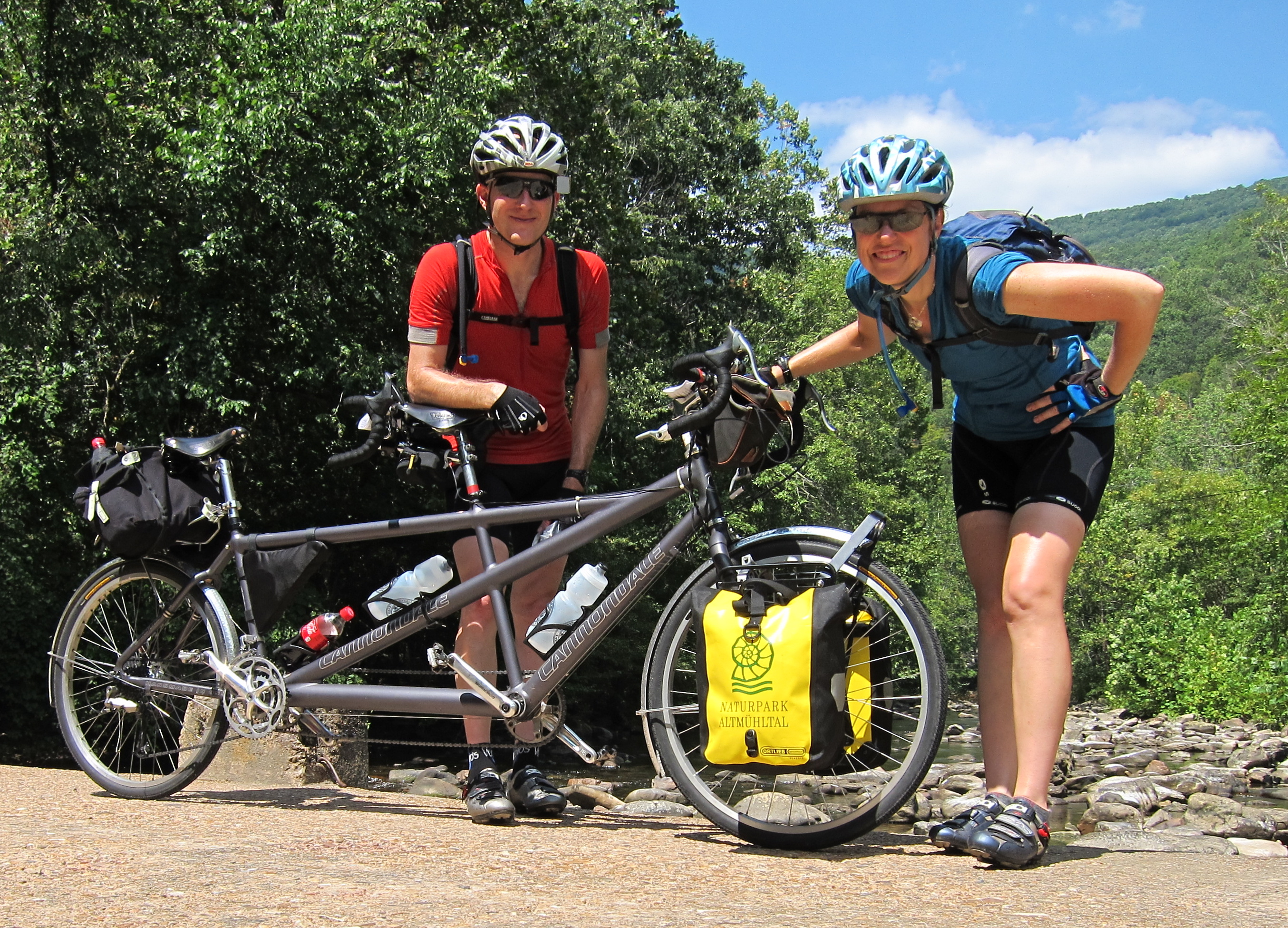 Southern Virginia Tandem Bike Tour Lessons Learned and ...