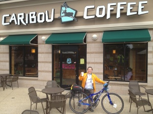 Caribou Coffeeneuring