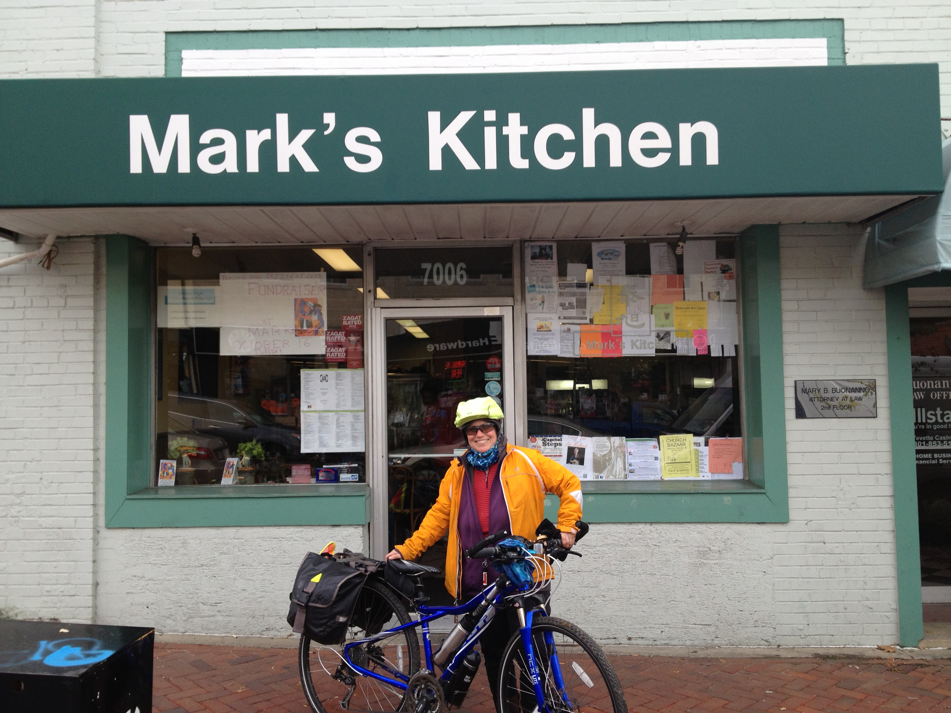Coffeeneuring at Mark\'s Kitchen