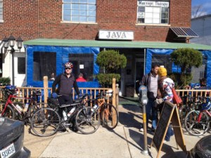 Scott at Java Shack