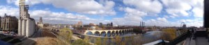 Another view of Mill City from The Guthrie's cantilever