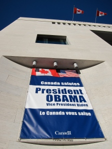 Canada Salutes President Obama