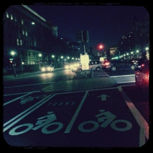 Pennsylvania Ave Bike Lane