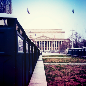 Port O' Potty closeup by National Archives.