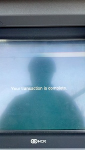 Bank-Your Transaction is Complete