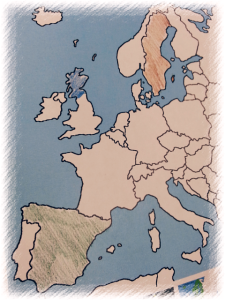 Magic Errandonnee Map-Europe