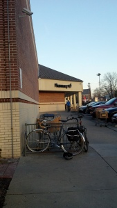 Safeway and the anti-fender prison bar rack