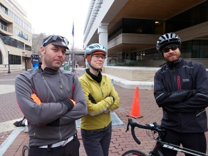 Vasa riding crew