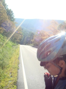 Final Day on the Bike: Day 4 of the Honeymoon Tour