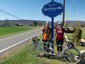 Felkerino and me-Burkittsville, Maryland