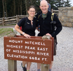 Mt. Mitchell-Felkerino and me