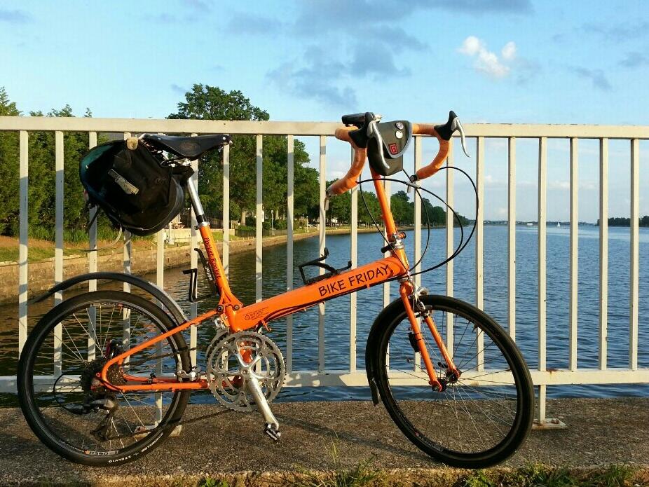 rediscovering my bike friday pocket rocket a packable. Black Bedroom Furniture Sets. Home Design Ideas