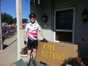 Free kittens-- more false advertising.