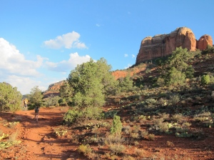 Templeton Trail to Cathedral Rock