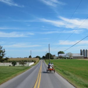 Lancaster County on the PA 200K