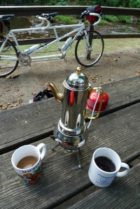 Paul and Maureen's Moka Pot