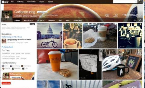 coffeeneuring flickr