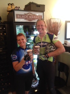 photo 4 - Lisa Coffeeneuring