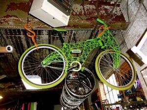 Custom at Thick Bikes