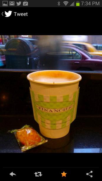 coffeeneuring @nycbluegunnar