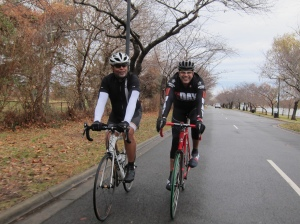A fun day riding bikes on the Hains Point 100