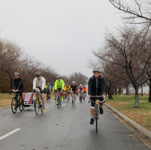 Hains Point 100 Rollout
