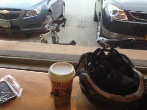 Tom'3 Coffeeneuring