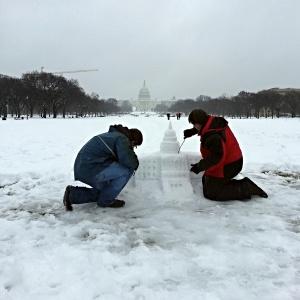 Snow Capitol in progress