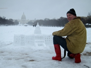 Photographing the remarkable Snow Capitol