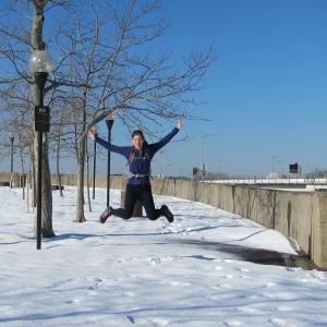 Jump by Benjamin Banneker Park