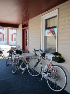 Bikes at Rocco's