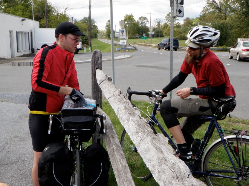 Ben and Lane talk Surlys