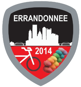 This is the special badge you receive in Pittsburgh if you finish the Errandonnee! Courtesy of Vannevar.
