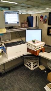 Kevin's DIY standing desk