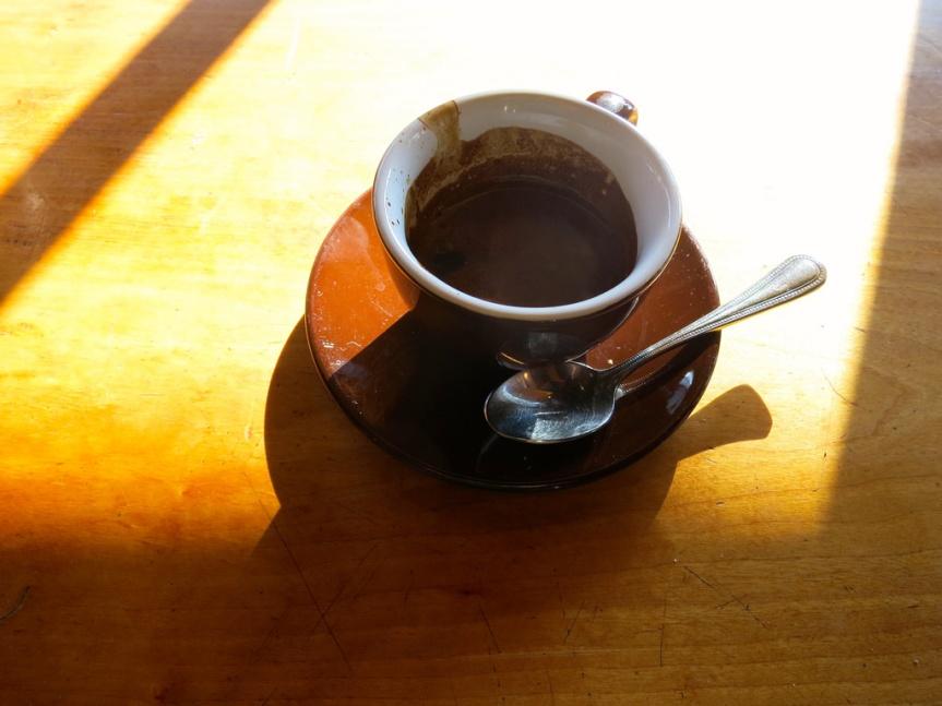 Espresso on the 600K