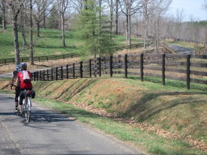 Warrenton 300K. Photo by Bill Beck