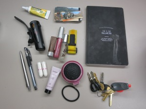My bag contents