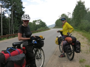 Touring the Divide Trail