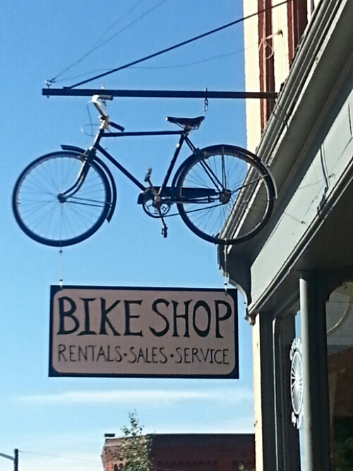 Bike Shop Leadville
