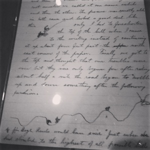 Wright Brothers letter