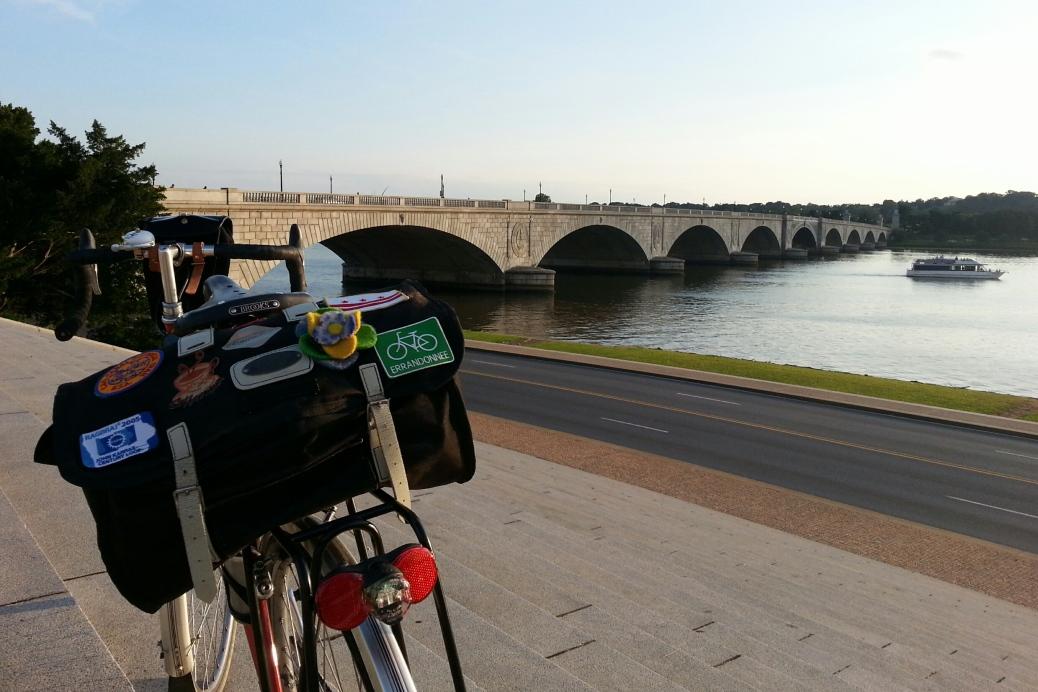 Quickbeam at Memorial Bridge