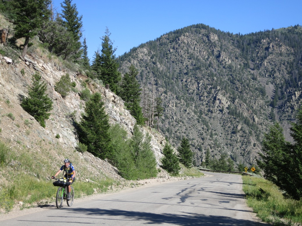Touring the Divide