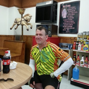 Living the randonneur life with Barry