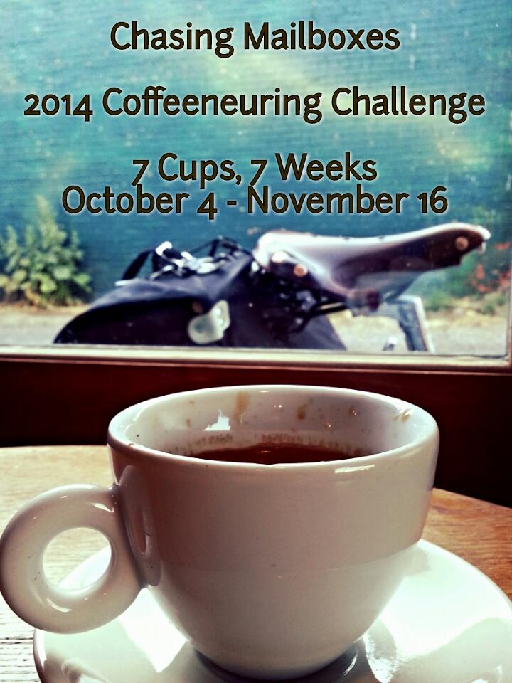 Coffeeneuring Challenge