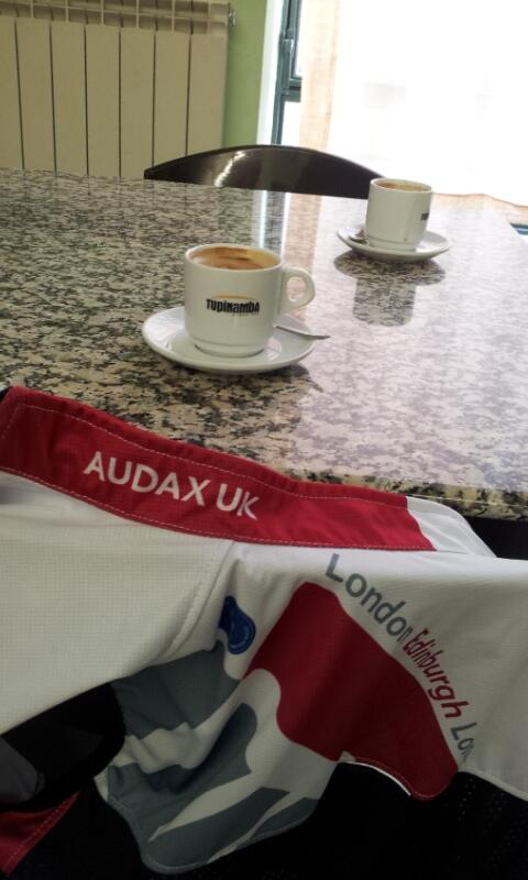 My weekly #coffeeneuring ride, this time in Spain. @coffeeneur will be pleased to hear this was part of a 110k day.